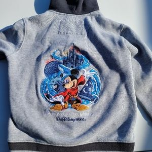 Disney world hoodie